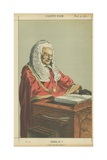 The Right Hon Sir Fitz Roy Kelly