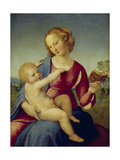 Mary and the Infant Christ  C1508
