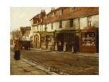 Eltham High Street- 1892