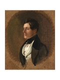 Life Study of Lord Ashley  1836