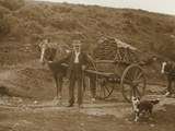 Peat Cutter's Cart  Dartmoor