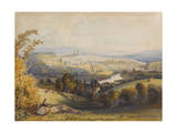 Exeter from Exwick  1773