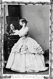 Lady Florence Paget  C1864