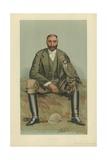 The Hon Gerald William Lascelles