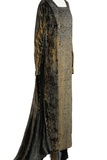 Long  Medieval Style Gown  Mariano Fortuny