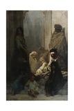 La Siesta- Souvenir D'Espagne  1868