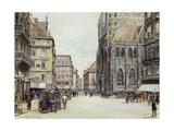 Stefanplatz  Vienna