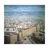 Reconstruction of the Building of Mohenjo Daro