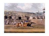 Derby Day at Epsom  1828