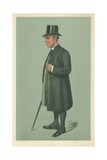 The Bishop of Winchester  Prelate of the Garter  19 December 1901  Vanity Fair Cartoon