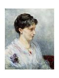 Portrait of Maria (Mizi) Waern  1885