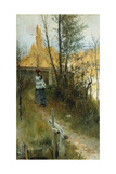 Autumn (Karin I Grez (Hostmotiv))  1884