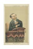 The Reverend John Cumming