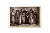 The African Native Choir  London  C1892