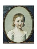 Portrait of Matthew Robinson Boulton  Bust Length Aged 3  1773