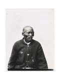 Basuto Chief's Prime Minister  C1920s