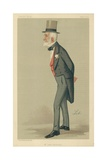 Mr James Weatherby  17 May 1890  Vanity Fair Cartoon