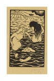 Three Bathers  1894
