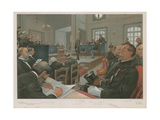 The Trial of Dreyfus