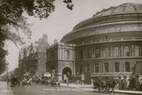 General View of the Royal Albert Hall