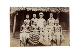 Wives of King Ja Ja  Nigeria  1880s