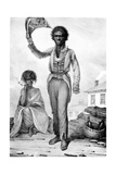 Bungaree  a Native Chief of New South Wales  Engraved by Charles Joseph Hullmandel  1830