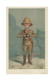 Field Marshal Lord Roberts  Bobs  21 June 1900  Vanity Fair Cartoon