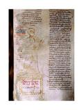 "A Page from a Mozarabic ""Biblia Hispalense""  Folio 161"