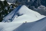 The Mont Blanc Massif  Hiking
