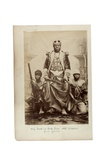 King Duke of Duke Town  Old Calabar  West Africa  C1890