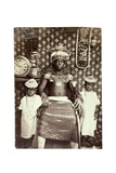 King of Calabar  Nigeria  C1870