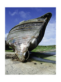 Beached Herring Boat