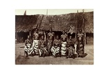 King George's Wives  Opobo  Near Calabar  Nigeria  C1870
