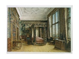 Mary  Queen of Scots' Room at Hardwick  1820s