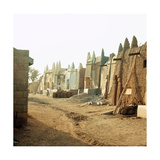 A Street in the Old Part of Kano  One of the Major Hausa-Fulani City States of Northern Nigeria
