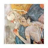 A Detail of a Scene from One of the Legends of Krishna
