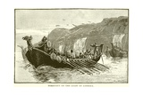 Norsemen on the Coast of America