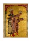 A Scene from a 13th Century Arabic Version of Dioscorides' Materia Medica