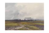 Sacred Circle  Mis Tor  Langstone Moor  Dartmoor   C1895-96