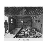 Album of the Isle of Pines  the Bar  Punishment of the Deportees  1878-79
