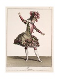 Faune from the 'Fete De Bacchus' and 'triumphal Ballet of Bacchus'  Late 18th Century