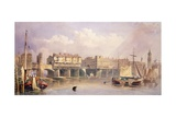 London Bridge  1835