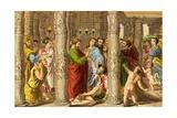 Peter and John Healing the Impotent Man