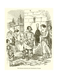 The Romans Clothed by the Inhabitants of Capua