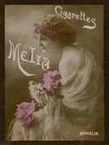 Ophelia  Girl Playing Shakespearian Character