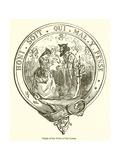 Origin of the Order of the Garter