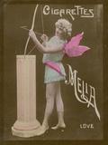 Love  Girl Dressed as Cupid