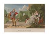 Malvolio and the Countess