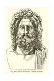 Zeus of Otricoli  Vatican Museum