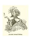Ancient Armed Briton
